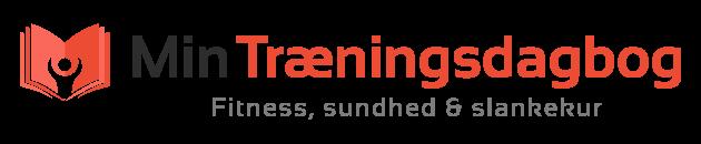 Min træningsdagbog logo