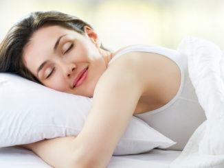 Dejlig søvn