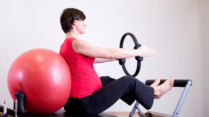 Sådan kommer du i form efter din barsel