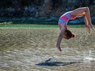 gymnastik pige
