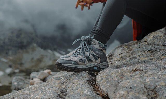 gode sko til vandreturen