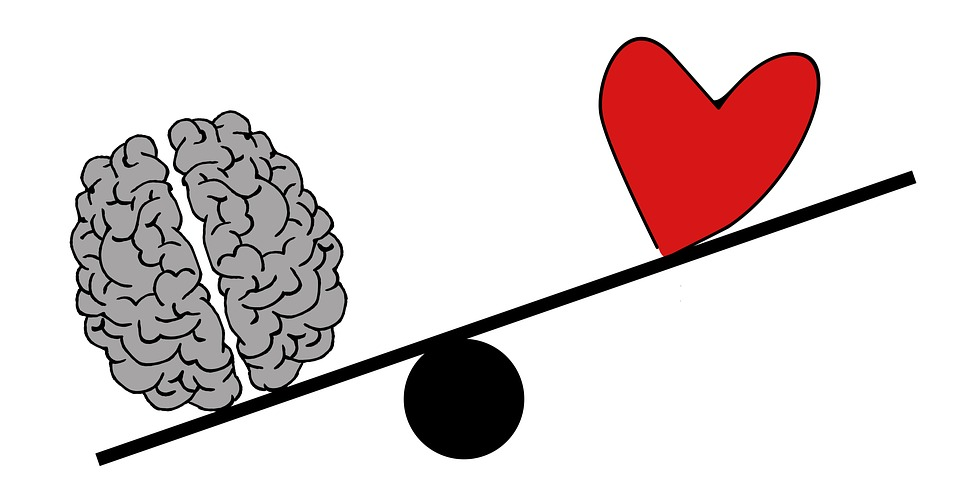 balance mellem krop og sind